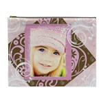 girly princess xl cosmetic bag - Cosmetic Bag (XL)