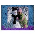 Snowdays Puzzle - Jigsaw Puzzle (Rectangular)