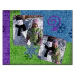 Snowdays 2 Photo Puzzle - Jigsaw Puzzle (Rectangular)