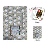 Playing Card Beary Frosty 1001 - Playing Cards Single Design (Rectangle)