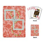 Playing Cards Spring Blossom - Playing Cards Single Design (Rectangle)