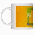 Mug-Like Peas and Carrots - White Mug