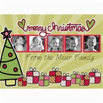 Present card - 5  x 7  Photo Cards