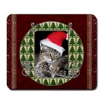 Christmas Frame Mousepad - Large Mousepad
