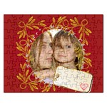 christmas - Jigsaw Puzzle (Rectangular)