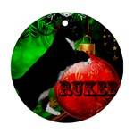 ruka - Ornament (Round)