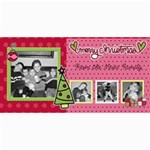 Multi photo card 1 - 4  x 8  Photo Cards