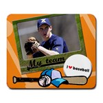 Baseball  -  MOUSEPAD - Large Mousepad