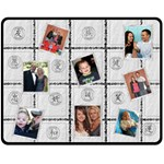Family, Friends Memory Medium Fleece Blanket - Fleece Blanket (Medium)