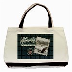 Winter Wonderland Classic Tote Bag - Basic Tote Bag