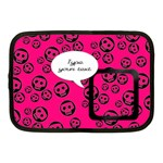 Pink skulls - NETBOOK CASE - Netbook Case (Medium)