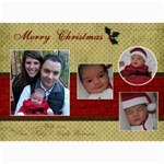 5 x 7 Christmas Cards - 5  x 7  Photo Cards