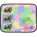 CUTIE PIE - BLANKET - Fleece Blanket (Mini)