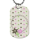 Little Princess Dog Tag - Dog Tag (Two Sides)
