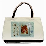 Baby Boy Classic Tote bag - Basic Tote Bag