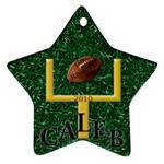 Caleb s - Ornament (Star)