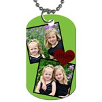 Sister two side Tag - Dog Tag (Two Sides)