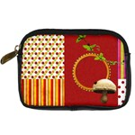 Miss Ladybugs Garden Camera Case 1 - Digital Camera Leather Case
