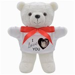 I love you Valentine bear - Teddy Bear
