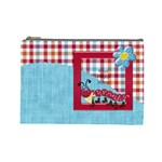 Silly summer Fun Large Cosmetic Bag 2 - Cosmetic Bag (Large)