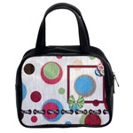 Bloop Bleep Handbag 1 - Classic Handbag (One Side)