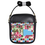 Bloop Bleep Girls Sling Back - Girls Sling Bag