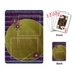 Family -playing cards - Playing Cards Single Design (Rectangle)
