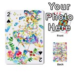 Touhou Watercolor Deck - Playing Cards 54 Designs
