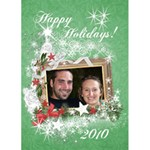 Christmas Card 5x7 - Greeting Card 5  x 7