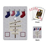 Holiday Playing Cards - Playing Cards Single Design (Rectangle)