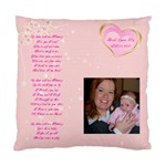 brook pillow with jessie - Standard Cushion Case (One Side)