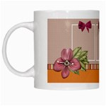 Septembers Blush Mug 1 - White Mug