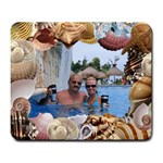 Shells Large Mousepad