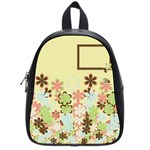 Spring Blossom Backpack - School Bag (Small)