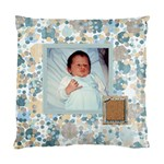 Boys Like Blue 2 sided pillow case - Standard Cushion Case (Two Sides)