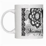 Mummy Mug - White Mug