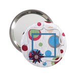 Bloop Bleep Mirror 1 - 2.25  Handbag Mirror