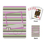 Little Princess Playing Cards (Single Side) - Playing Cards Single Design (Rectangle)