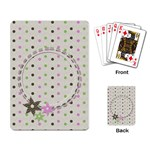 Little Princess Playing Cards 2 (Single Design) - Playing Cards Single Design (Rectangle)