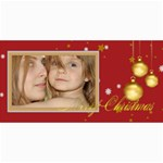 merry christmas - 4  x 8  Photo Cards