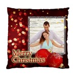 love christmas - Standard Cushion Case (Two Sides)