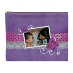 Cosmetic case- XL- Sisters - Cosmetic Bag (XL)