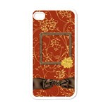 Autumn Story IPhone Case 1 - iPhone 4 Case (White)