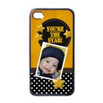 Apple iPhone 4 Case- You re the Star! - iPhone 4 Case (Black)