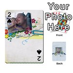 Branndons 4 playing cards - Playing Cards 54 Designs (Rectangle)