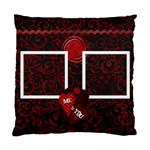 Love 2 Sided Pillow - Standard Cushion Case (Two Sides)