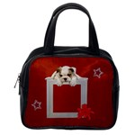 Puppy Purse - Classic Handbag (One Side)
