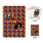 ABC Jump Playing Cards - Playing Cards Single Design (Rectangle)