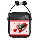 Love sling bag - Girls Sling Bag