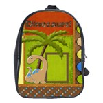 DINOSAUR! Backpack 1 - School Bag (Large)